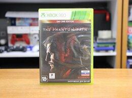 Игры для приставок и ПК - Metal Gear Solid V: The Phantom Pain - Xbox 360…, 0