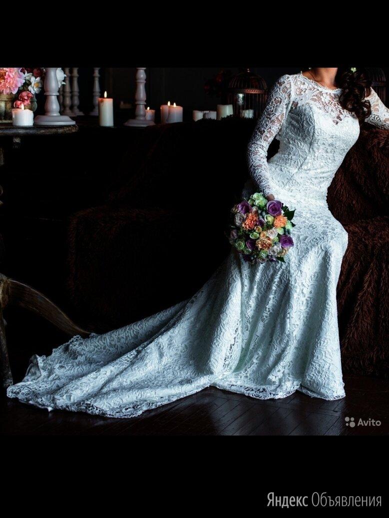 Свадебное платье по цене 10000₽ - Платья, фото 0