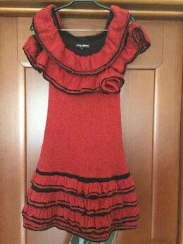 Платья - Сарафан новый Dolce&Gabbana S M 44 46 оранжевый…, 0