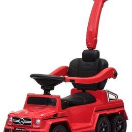 Каталки и качалки - Каталка Mercedes-Benz G63 AMG 6x6 - Red - SXZ1838, 0