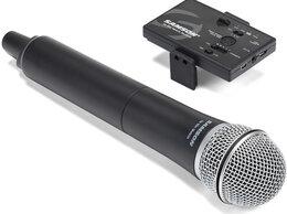 Микрофоны - Беспроводной микрофон Samson Go Mic Mobile…, 0