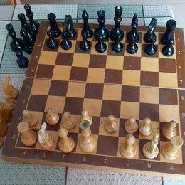 Настольные игры - Шахматы советские с зап.частями, 0