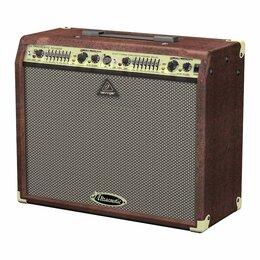 Гитарное усиление - Behringer ACX900 двухканальный комбо для акустических инструментов,90 Вт, 2x8&am, 0