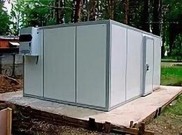 Холодильные машины - Холодильная камера , 0