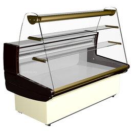 Холодильные витрины - Витрина кондитерская Carboma K85 SM 1,2-1…, 0
