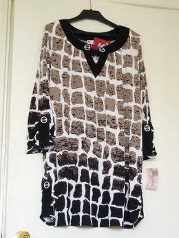 Блузки и кофточки - Туника новая. Хорошего качества. Размер 58, 0