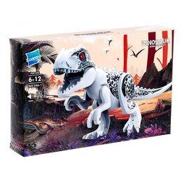 Конструкторы - Конструктор Дино Mixed Tirannosaurus 046-1, звук., 0