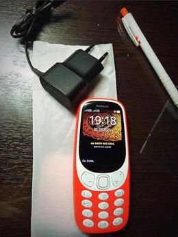 Мобильные телефоны - Nokia 3310 Dual Sim. (телефон+зарядка+чехол), 0