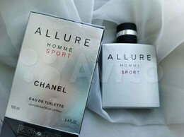 Парфюмерия - Chanel Allure Homme Sport, 0