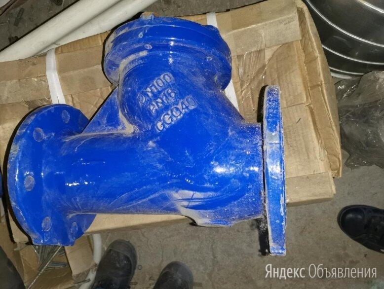 Обратный клапан гранлок Dn100 Pn 16 Адл  по цене 3500₽ - Запорная арматура, фото 0
