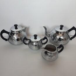 Сервизы и наборы - Чайно-кофейный сервиз СССР, 0
