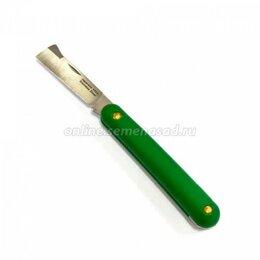 Ручные секаторы, высоторезы, сучкорезы - Нож садовый прививочный (GD-11829), 0