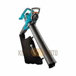 Воздуходувки и садовые пылесосы - Воздуходувка-пылесос Gardena ErgoJet 3000 09332-20.000.00, 0