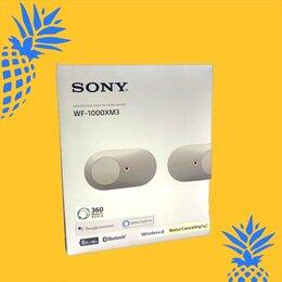 Наушники и Bluetooth-гарнитуры - Беспроводные наушники Sony WF-1000XM3 , 0