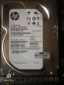 Внутренние жесткие диски - Жесткий диск HP 1 TB MB1000famyu SAS, 0