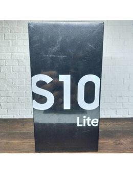 Мобильные телефоны - Samsung S10 Lite 128GB , 0
