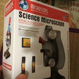 Микроскопы - Микроскоп новый в упаковке до 1200 увеличение, 0