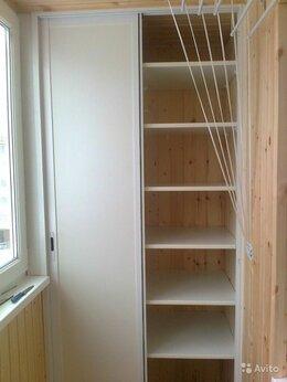 Шкафы, стенки, гарнитуры - Влагостойкий шкаф на балкон., 0