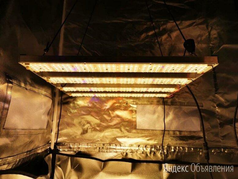 LED лампа для растений полного спектра 250вт  по цене 23500₽ - Аксессуары и средства для ухода за растениями, фото 0