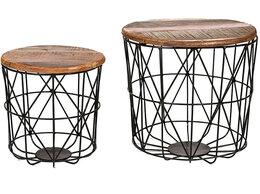 Столы и столики - Набор из 2 журнальных столиков Secret De Maison…, 0