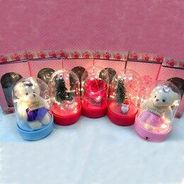 Ночники и декоративные светильники - Светодиодный ночник в колбе, 0