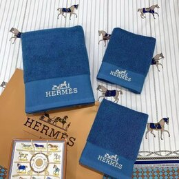 Полотенца - Полотенца Hermes, 0