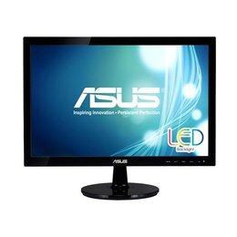 """Мониторы - ЖК-монитор 18.5"""" ASUS VS197DE LED black, 0"""