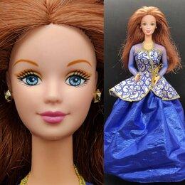 Куклы и пупсы - Барби Портрет ин Блю, 1998 год, 0