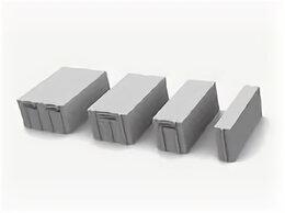 Строительные блоки - Твинблок ПСО Теплит Березовский плотность 400 , 0