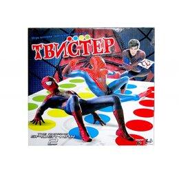 Настольные игры - Настольная игра Твистер , Человек-паук, 0