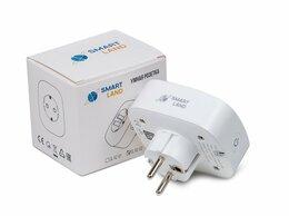 Системы Умный дом - Розетка Wi-Fi smart land SL RZ-02, 0