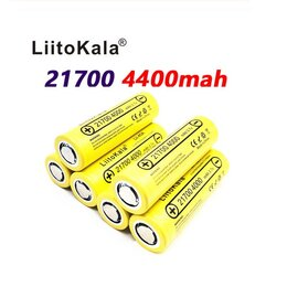 Батарейки - Аккумуляторы LiitoKala Lii-40A 21700, 40А новые, 0