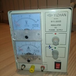 Блоки питания - Лабораторный блок питания Yizhan RYI-3005 30V/5A, 0