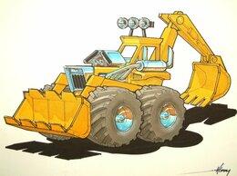 Аренда транспорта и товаров - Аренда, трактор, экскаватор. , 0