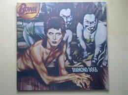 Виниловые пластинки - LP David Bowie - Diamond Dogs - 1974 UK  EX / EX , 0