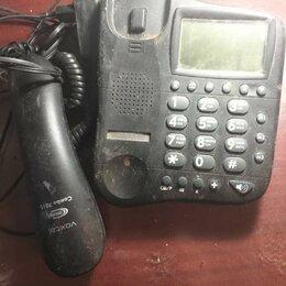 Проводные телефоны - Продаю стационарный телефонный аппарат, 0