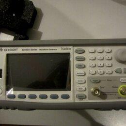 Лабораторное и испытательное оборудование - Генератор сигналов произвольной формы, Keysight Technologies (США) 33621А, 0