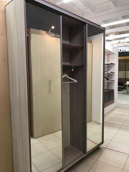 "Шкафы, стенки, гарнитуры - Шкаф-купе ""Конкретный"" (двери зеркальные), 0"