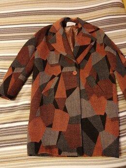 Пальто - Пальто демисезонное р. 46-48, 0