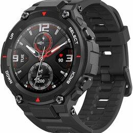 Умные часы и браслеты - Amazfit T-Rex Rock Black, 0