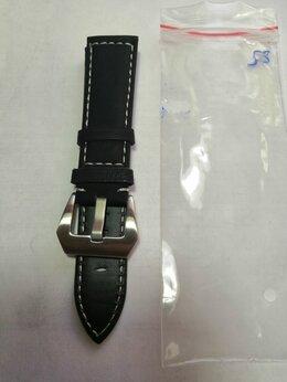 Ремешки для часов - Новый кожаный ремешок для часов 22 мм, 0