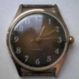 Наручные часы - Часы Восток позолоченные (18 камней), 0
