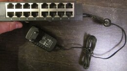 Проводные роутеры и коммутаторы - Коммутатор Compex PS2216, 0