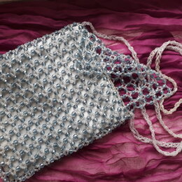 Сумки - Изящная бисерная сумочка. Винтаж., 0