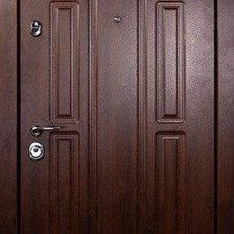 """Входные двери - Уличная дверь с терморазрывом """"Магнат"""" пр-во Беларусь, 0"""