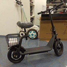 Самокаты - Электросамокат/скутер Kugoo C1 Plus, 0