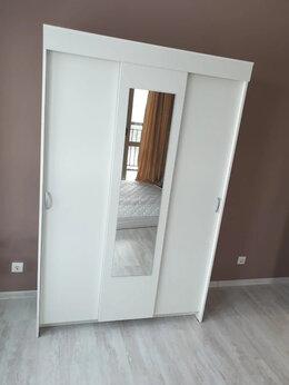 Шкафы, стенки, гарнитуры - Шкаф-Купе (Белый), 0