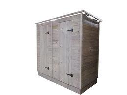 Готовые строения - Хозяйственный блок. В наличии. Туалет/душ/сарай, 0