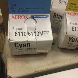 Картриджи - xerox phaser 6110 картридж, 0