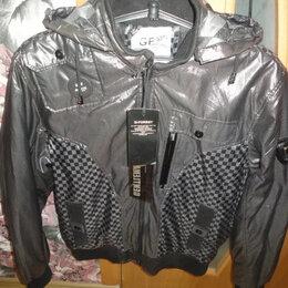 Куртки - Курточка демисезонная новая р. 48,50,52 , 0